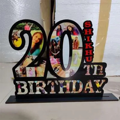 Customise Birthday Table Top