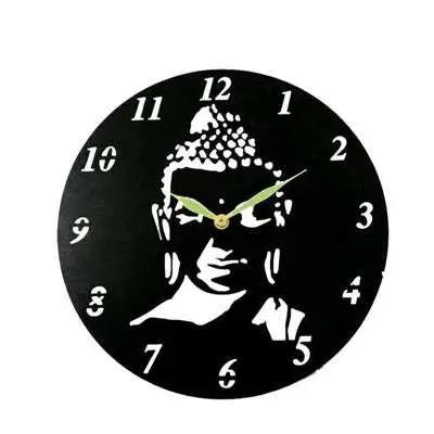 Buddha Fancy Wall Clocks