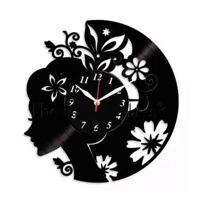 Girl Fancy Wall Clocks