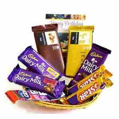 Best Chocolate Basket