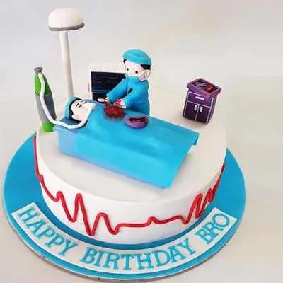 Operation Theme Cake