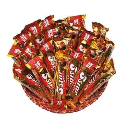 5 Star Chocolates Hamper