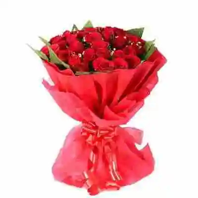 Red Roses Big Bouquet