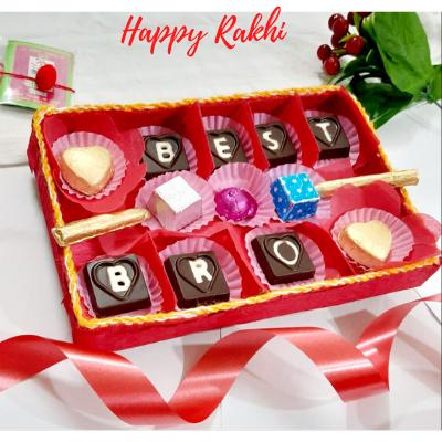 Rakhi Special Chocolate Gift